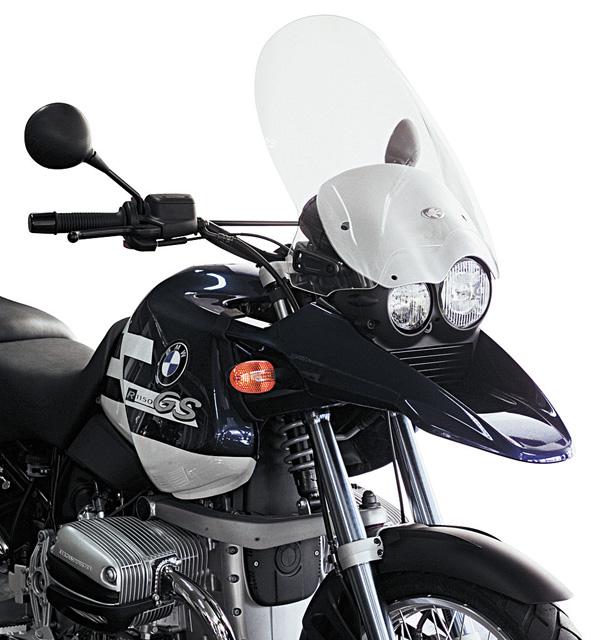 Plexiglass specific KD233S for BMW R 1150 GS