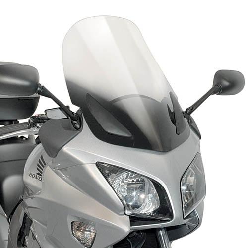 Cupolino trasparente specifico Kappa per Honda