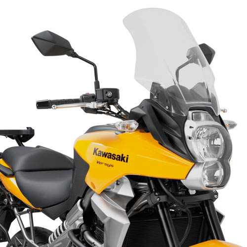 Windshield KD410ST specific for Kawasaki Versys 650