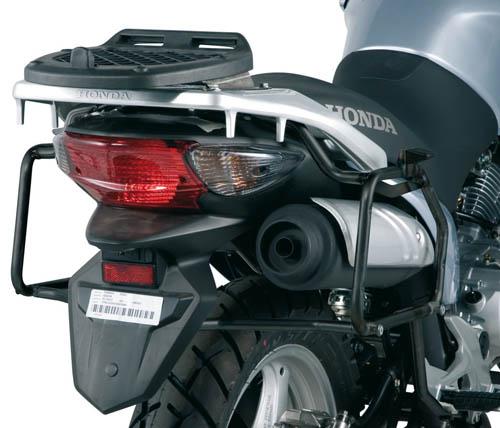 KE2170 fitting kit for HONDA XL 125V Varadero M trunks