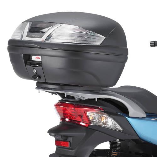 Attacco posteriore KE2230 per bauletti Monolock per Honda SH 300
