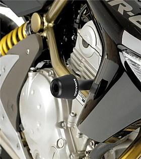 Barracuda pads Kawasaki ER6N 05