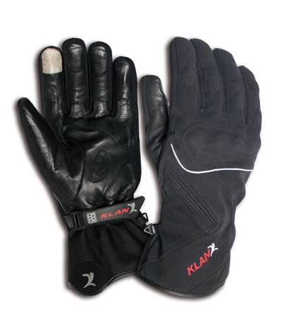 Excess Pro Klan heated gloves