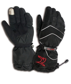 Klan Heated Gloves Touring 4 Men Black
