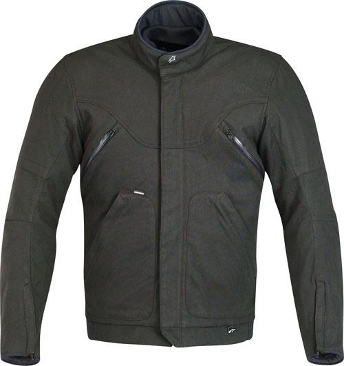 Alpinestars Kinetic Drystar jacket antracite