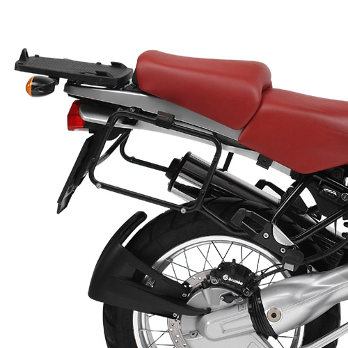 KL189 luggage rack for BMW R1150GS tubular side for luggage