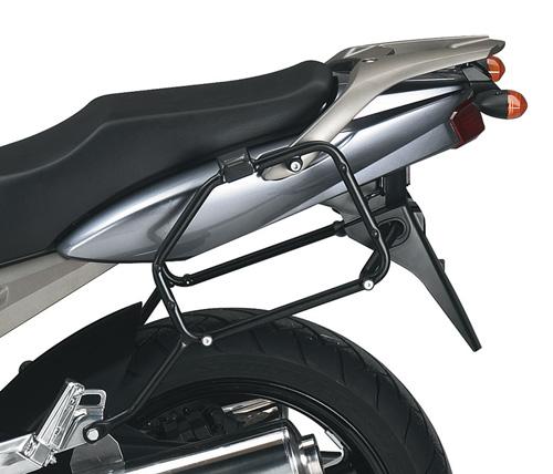 Portavaligie laterale KL347 per  valigie Monokey per Yamaha