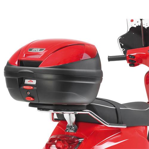 Attacco posteriore KR105 per bauletto MONOLOCK® per Piaggio Vesp
