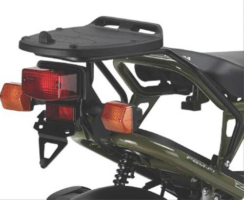 Portavaligia KR28 per HONDA Zoomer 50 (Ruckus 50)