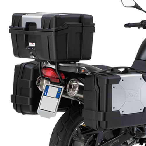Luggage KR685 for BMW G 650 GS specific cases Monoke