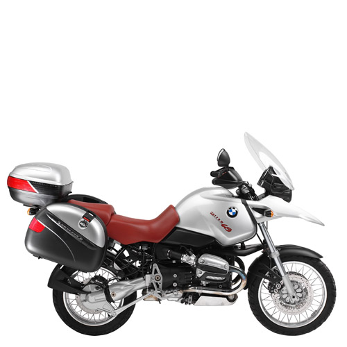Luggage case KR694 for BMW R1150GS specific for MONOKEY