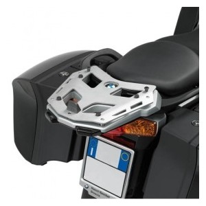 Luggage case KRA5102 for BMW R1200GS Adventure aluminum for