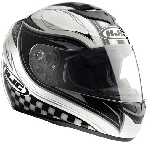 HJC CLST II Krave MC5 full face helmet