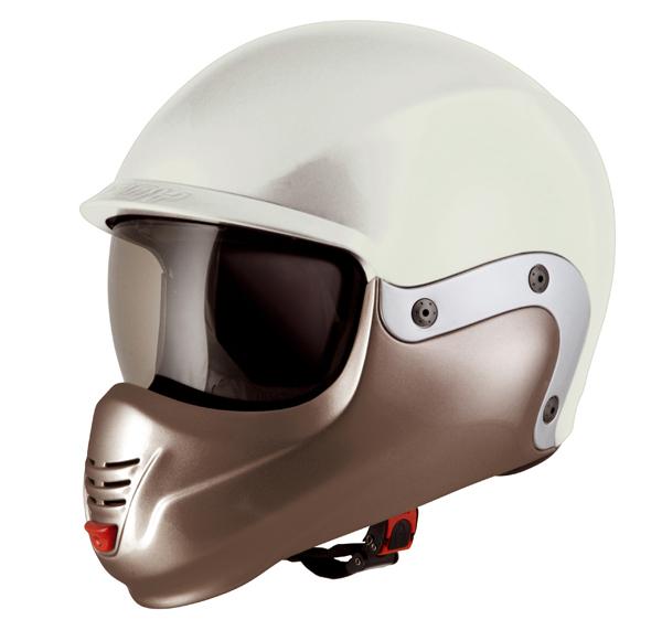 Casco moto Suomy 3LOGY doppia omologazione P-J beige