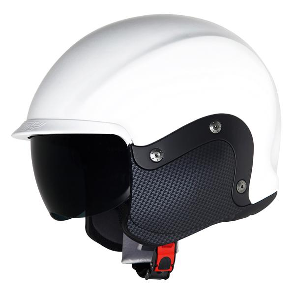Cover guancia per casco Suomy 3LOGY carbon opaco