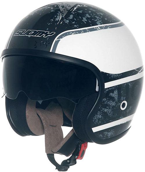 Suomy Jet 70's Star jet helmet