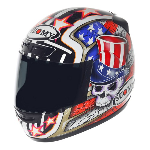 Casco moto Suomy Apex Sam
