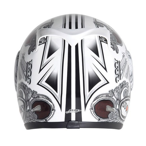 Casco moto Suomy Apex White  Angel