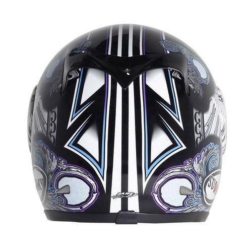 Suomy Apex Black Angel fullface helmet