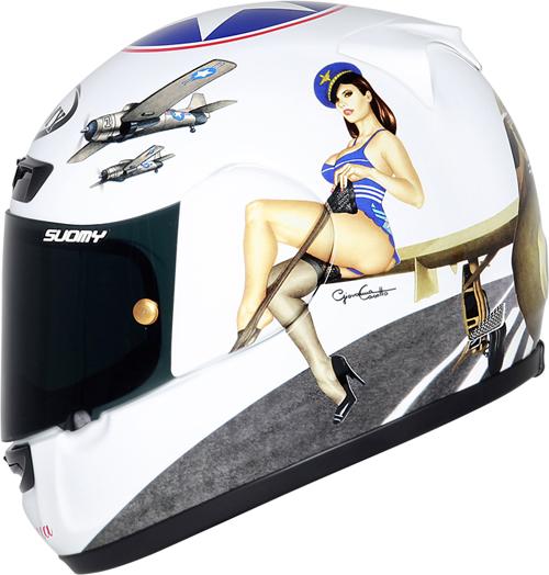 Casco moto Suomy Apex La Cocca