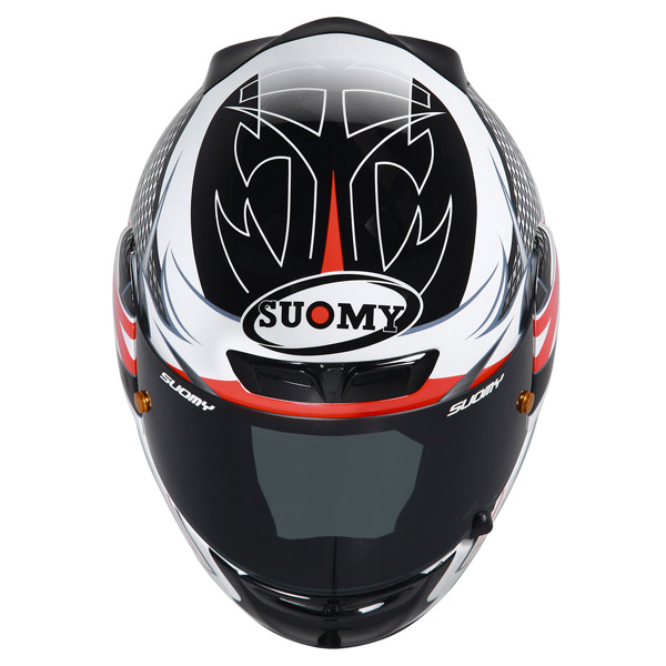 Casco moto integrale Suomy Apex Sketch
