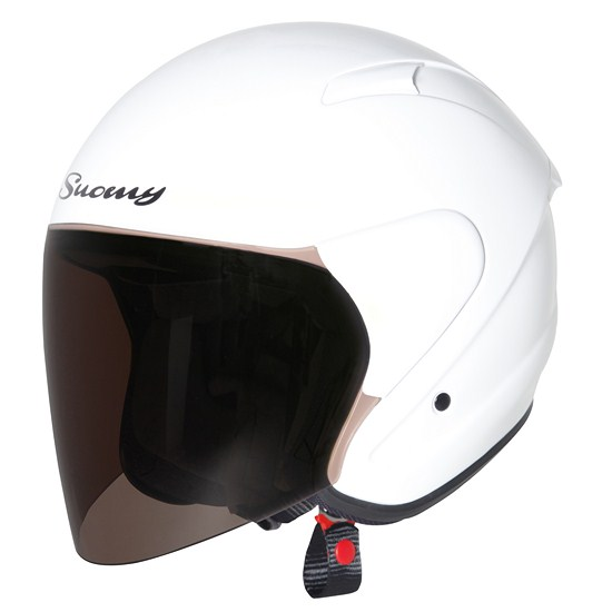 Casco moto Suomy City Tour bianco