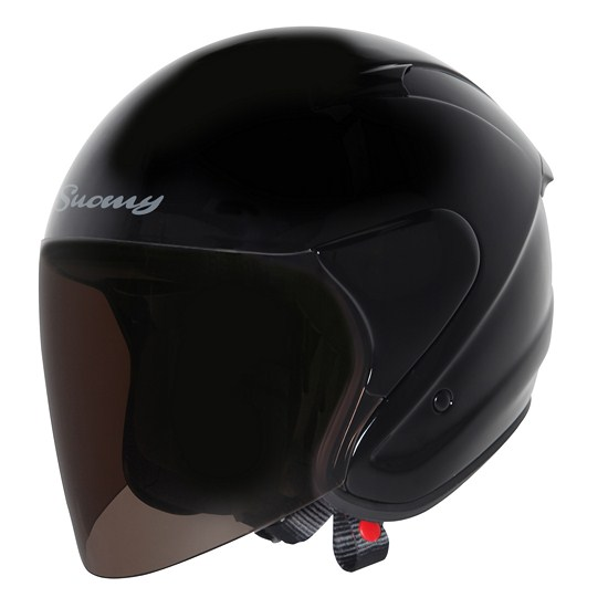 Casco moto Suomy City Tour nero
