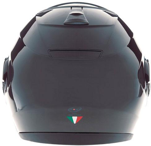 SUOMY D20 Plain Helmet - Col. anthracite