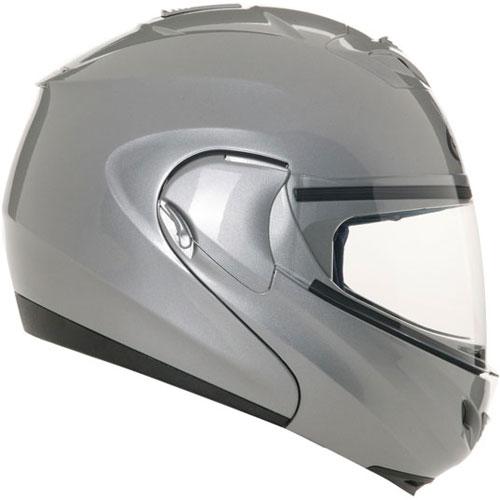 SUOMY D20 Plain Helmet - Col. silver