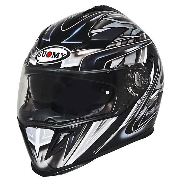 Suomy Halo Zenith fullface helmet black