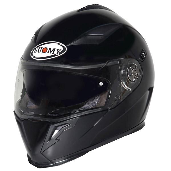 Suomy Halo Plain full face helmet matt black