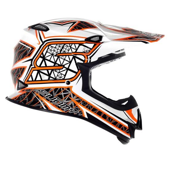 Suomy MR Jump S-Line Orange enduro helmet