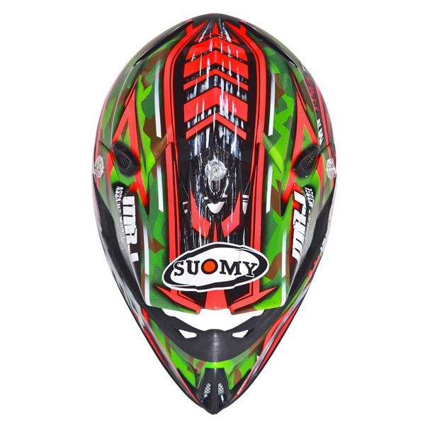 Casco moto cross Suomy MR Jump Assault