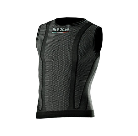Sleeveless intimate baby Sixs Carbon