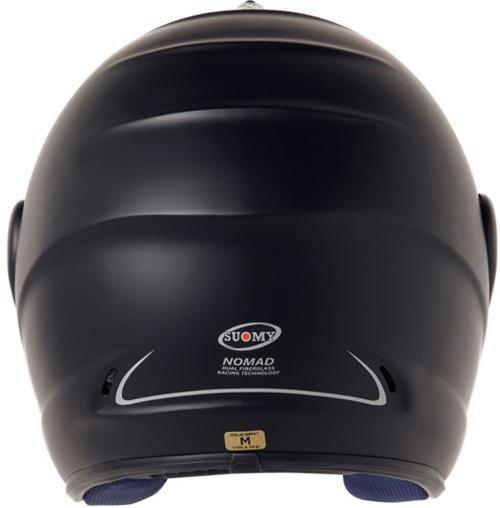 Suomy Nomad Plain jet helmet matt black
