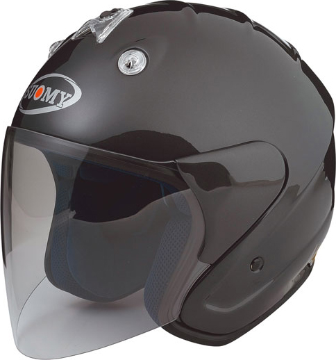 Casco moto jet Suomy Nomad Plain antracite