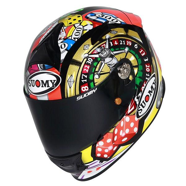 Suomy Sr Sport Gamble full face helmet