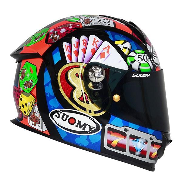 Casco moto Suomy SR Sport Gamble