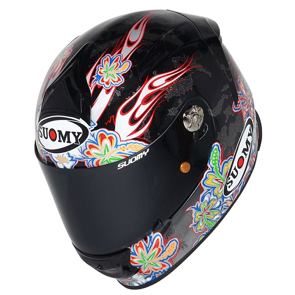 Casco moto Suomy SR Sport Flower