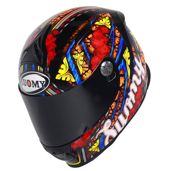 Suomy SR Sport Skull fullface helmet