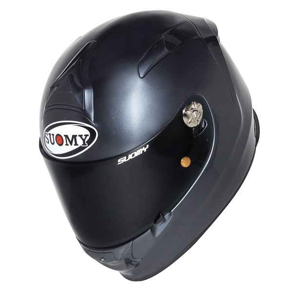 Casco moto Suomy SR Sport Plain antracite