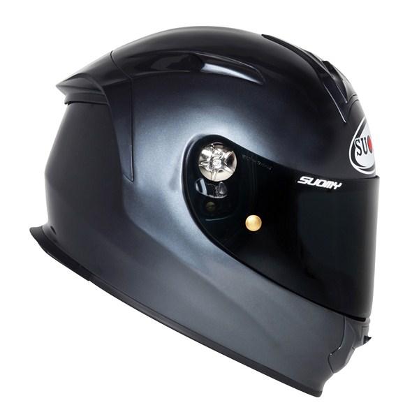 Suomy Sr Sport Plain full face helmet anthracite