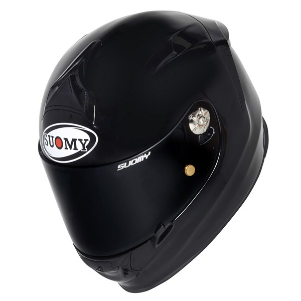 Casco moto Suomy SR Sport Plain nero