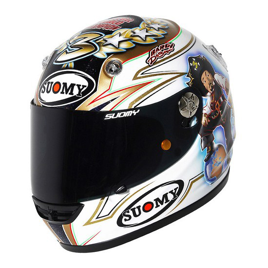 Casco moto Suomy Vandal MaBiaggi World Champion 2012