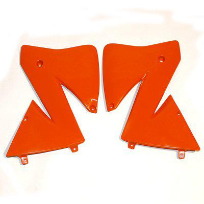 Convogliatori radiatore KTM Ufo Arancio