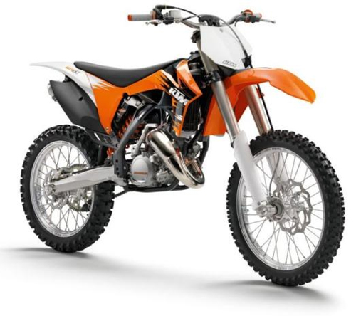 Ufo replacement plastics KTM EXC 2011 Original Col
