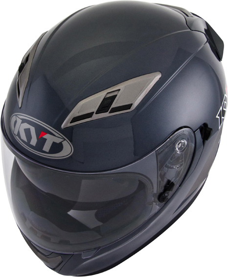 Casco integrale KYT Falcon Plain antracite
