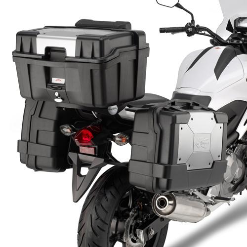 Rear attachment KZ1111 specific trunk or Monokey ® MONO