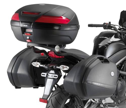 Attacco posteriore KZ449 specifico per bauletto MONOKEY® o MONOL
