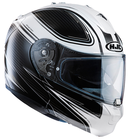 Modular helmet HJC RPHA MAX line MC10